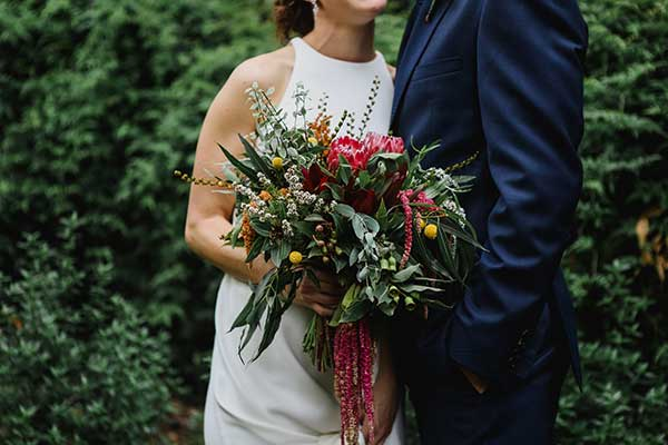 Wild and Native Weddings