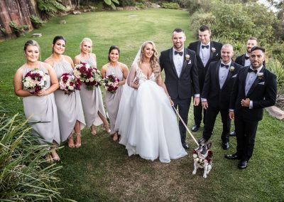 Rach & Aaron Bridal Party